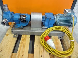 Viking Pump H125 tandradpomp
